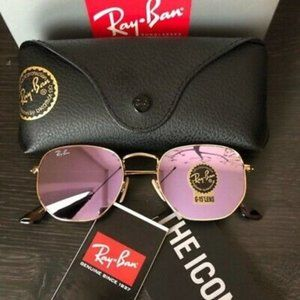 Ray-Ban Hexagonal sunglasses 3548N 54MM